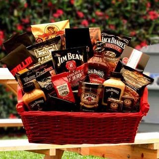 Fathers Day Gift Ideas - Gift Basket Ideas from Giftbasketforall.com