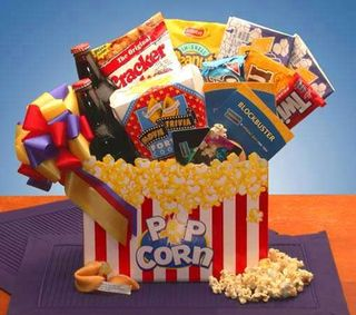Movie Night Mania Gift Box