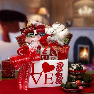 Cupids Passion Valentines Gift Box