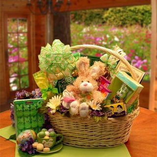 Easter Festival Deluxe Basket