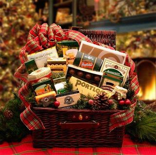 Home and Fireside Holiday Hamper