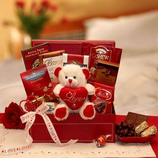 Be My Love Chocolate Valentines Gift Set