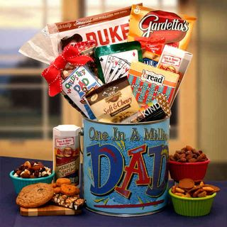 Million Dad Snacks and Nuts Gift