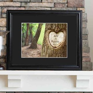 Tree of Love Print with Frame