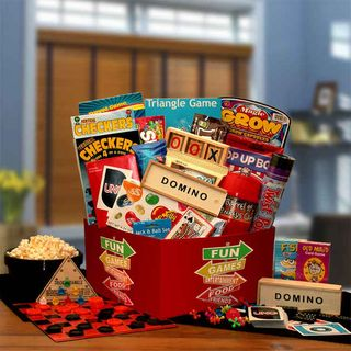 Fun and Games Gift Box