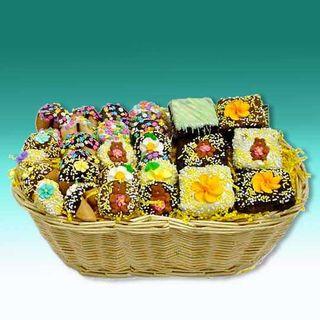 Spring Desserts Gift Basket