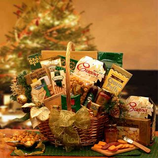 Yuletide Gathering Gourmet Holiday Basket