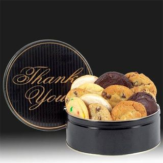 Thank You Cookies Tin