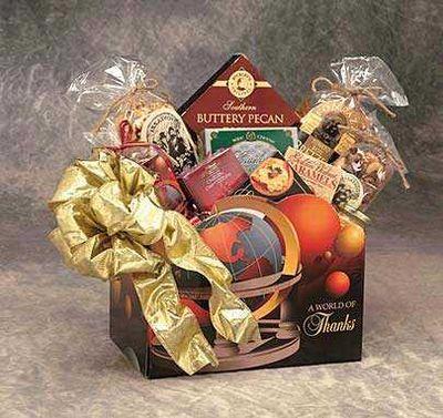 World of Thanks Gift Box